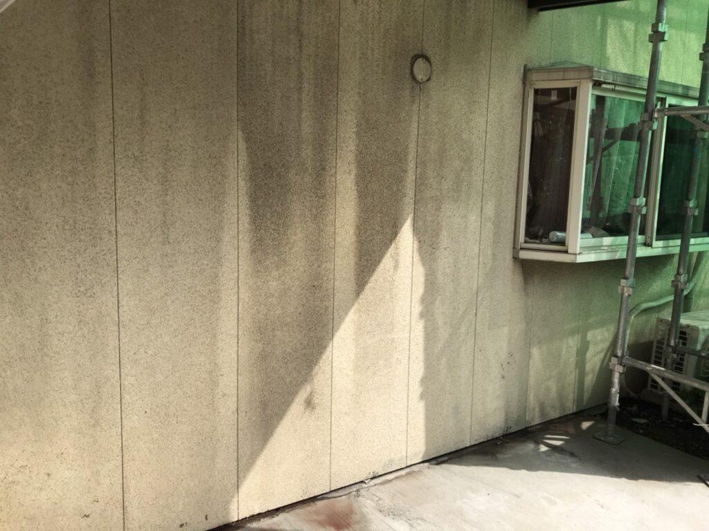 外壁塗装工事 苅田町 K様 施工前
