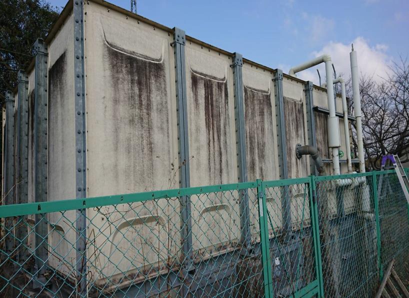 防水・塗装工事 北九州市八幡西区 T様施工前