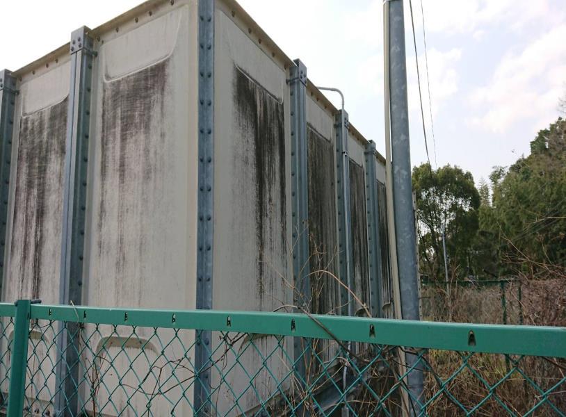 防水・塗装工事 北九州市八幡西区 T様 施工前